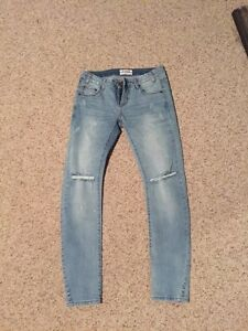 Size 29 One Teaspoon Hoodlum Jeans