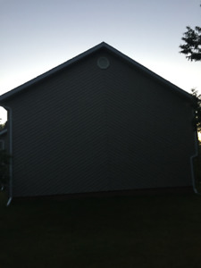 Siding for free - needs to be removed
