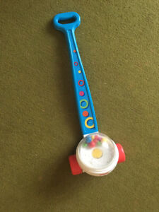 Jouet musical Fisher price
