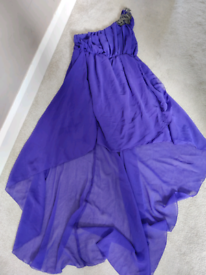 AX Paris purple dress