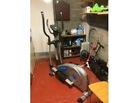 SOLD SOLD SOLD Cross Trainer - Kettler Axos.