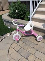 Bicyclette pour fille / Girls bicycle