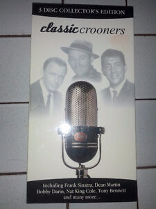 3-Disc Collector's Edition Classic Crooners Box Set