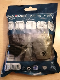 Brand New BabyDan Anti Tip TV Strap