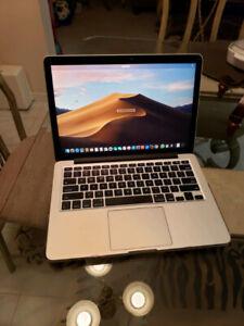 "MacBook Pro Retina ""Core i5"" 2.7 13"" Early 2015"