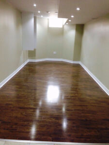 Newly Built 2 Bedroom Basement Apt. for Rent in Mississauga