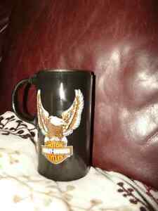 New in Box, Harley Davidson travel mug