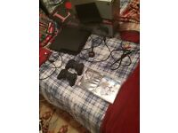 PS3 320GB with 2 games