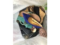 Bag full of ladies brand new size 6 shoes