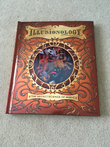 Illusionology - The Secret Science of Magic