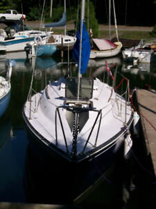 1974 Mark 1, 25 foot C&C sailboat for sale