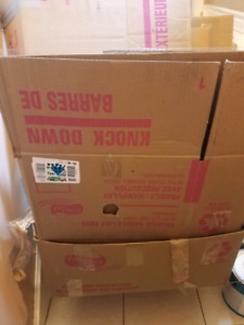 Free boxes