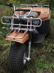 1985 Brown Argo Taurus 650
