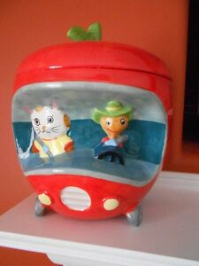 Richard Scarry's Hooray for Huckle Busytown Mysteries Cookie Jar