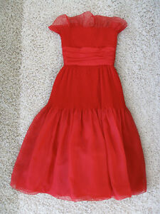 NEW Vintage Formal/Prom Dress Size from 8 to 12?