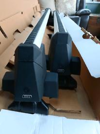Genuine Audi roof bars