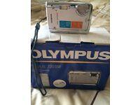 Olympus waterproof digital camera
