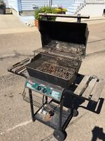 Good working propane barbecue. BBQ. Tank sold separately