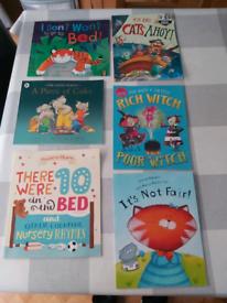 Childrens story books job lot