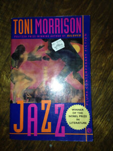 Jazz by Tony Morrison