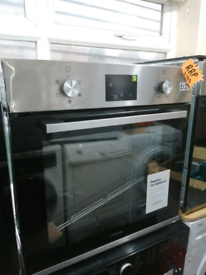 ➡️REDUCED⬅️ NEW GRADED STAINLESS STEEL LAMONA SINGLE ELECTRIC OVEN