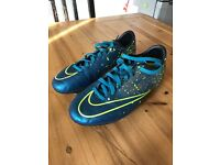 Nike Football Boots. Size 4