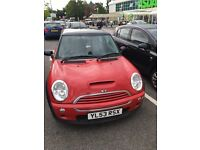Mini Cooper s *** see description* 162 Bhp
