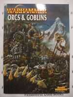 "Roleplaying Manual: ""Warhammer: Orcs & Goblins"""