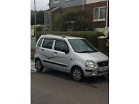 Private car sale / Suzuki wagon 1.3 Auto / very low mileage