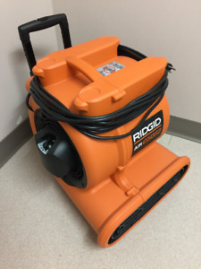 Ridgid Air Mover 1625 CFM Portable Floor Dryer & Blower Fan with