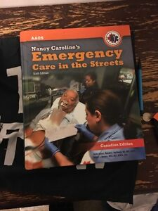 Nancy Caroline Emergency in the Streets 6th edition