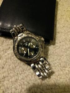 Fossil Blue Watch - $20