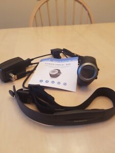 Garmin Forerunner 405 and heart rate strap - excellent condition