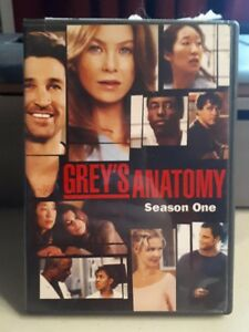 Grey's Anatomy DVDs Seasons 1-9