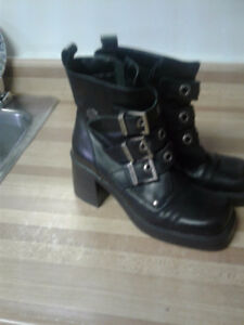 Harley Davidson lady boots