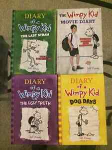 Hard Cover - Diary of a Wimpy Kid