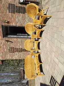 meubles en rotin/ rattan furniture