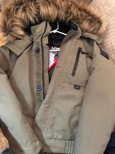 Helly Hansen jacket bardu bomber BNWT