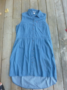 Levi's Denim Dress For Sale