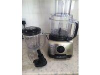 Tefal Vitacompact Pro **new condition** food processor / blender / juicer