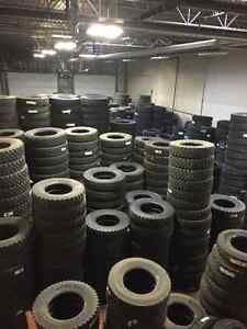 11R22.5 &11R24.5 Truck & Trailer Tires, Chinese & American Brand