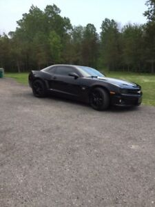 2011 Chevy Camaro LSX Supercharged