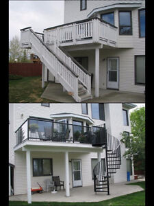 Professional Deck Construction & Renovation by Beast Systems Inc