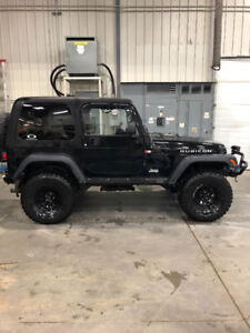 Rubicon up for grabs!