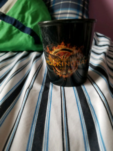 The Hunger Games Mockingjay part 1  cup