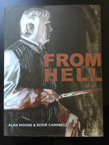 From Hell - Alan Moore, Eddie Campbell - Comic Brand New!