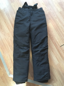 Boys Ski Pants - 2 Pair - Sz 10 and 12