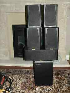 JAMO Surround Sound System