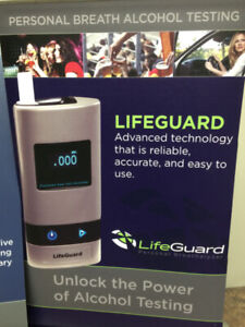 *** SALE***  New LifeGuard Breathalyzer - Fuel Cell  *** SALE***