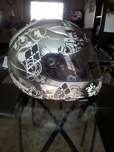 HJC Motercycle Helmet - Large